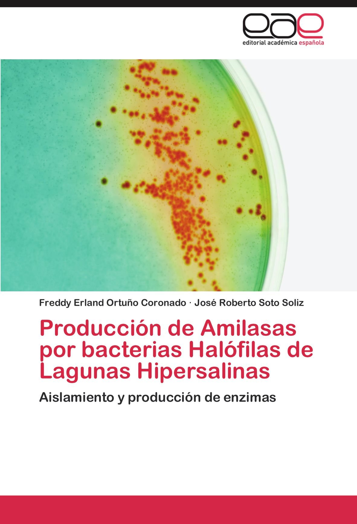 Producción de Amilasas por bacterias Halófilas de Lagunas ...