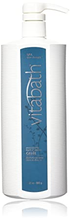 Vitabath Spa Skin Therapy Moisturizing Bath Shower Gelee 32oz