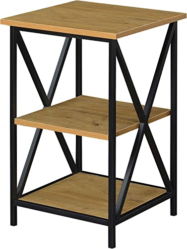 Convenience Concepts Tucson 3-Tier End Table