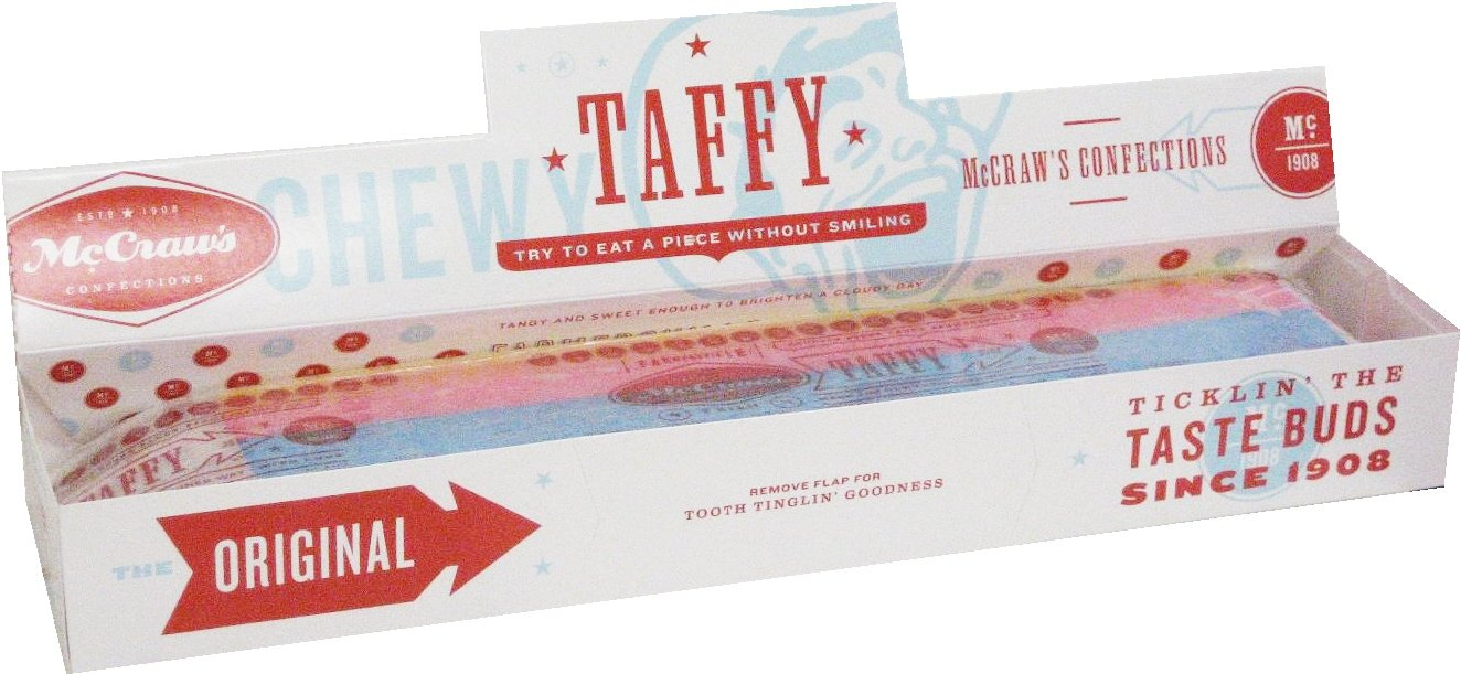 Giant Old Fashioned Taffy 24ct.