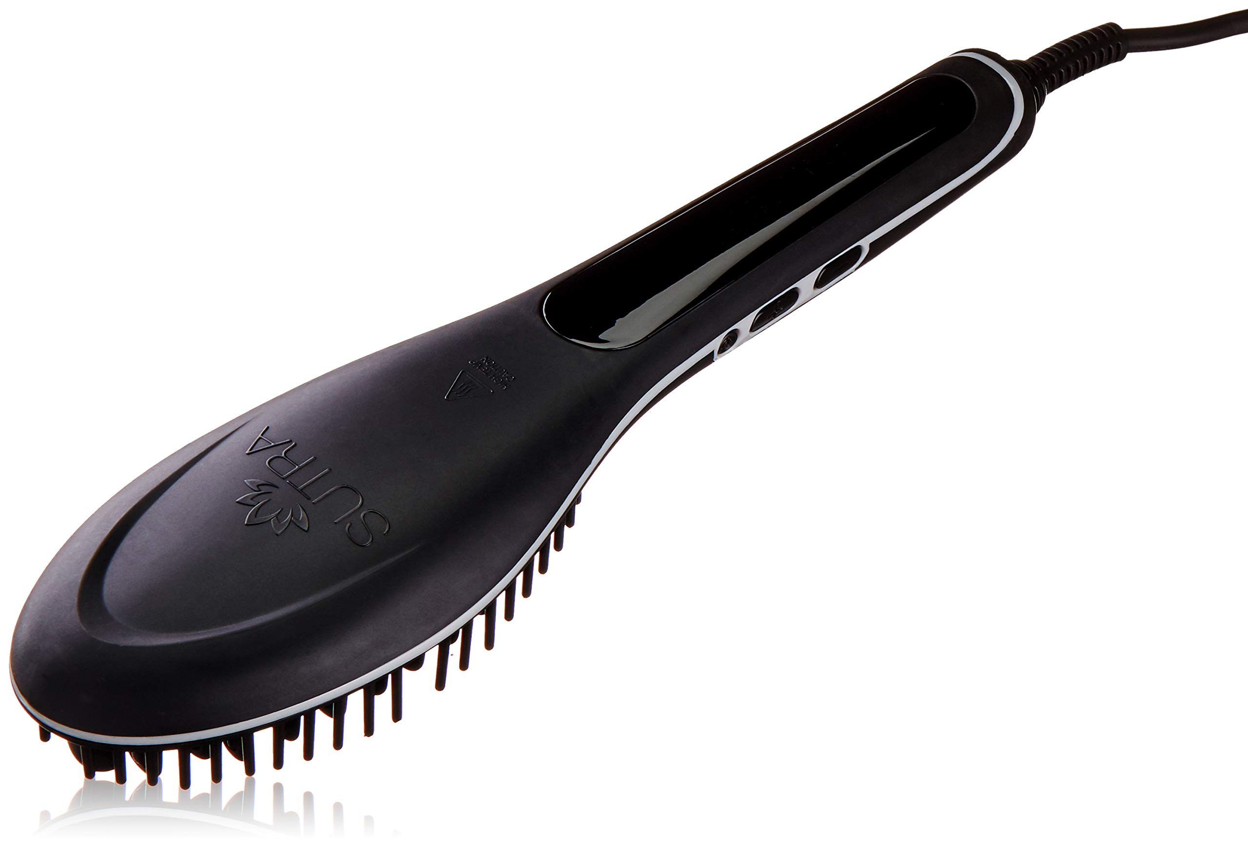 SUTRA Heat Brush 2.0, Black by SUTRA