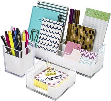 Office supply Desk top drawer Organiser Stationary organiser desk arrange tray