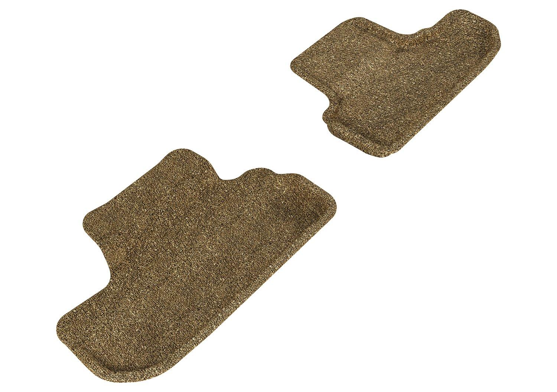 Gray L1DG01512201 Classic Carpet 3D MAXpider Front Row Custom Fit Floor Mat for Select Dodge Challenger Models