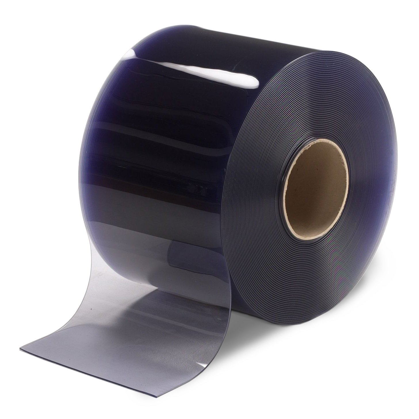 Standard Smooth PVC Roll, 300', 8'' x 0.080'', Clear