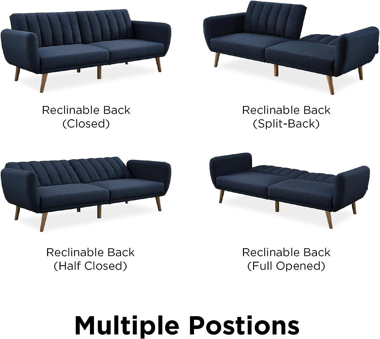 Novogratz Futon-Premium Sofa