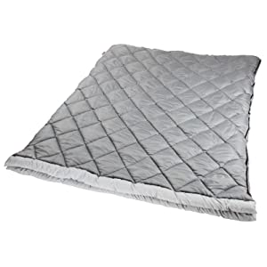 Coleman The Tandem 2 Person Rectangular 45 Degree Sleeping Bag