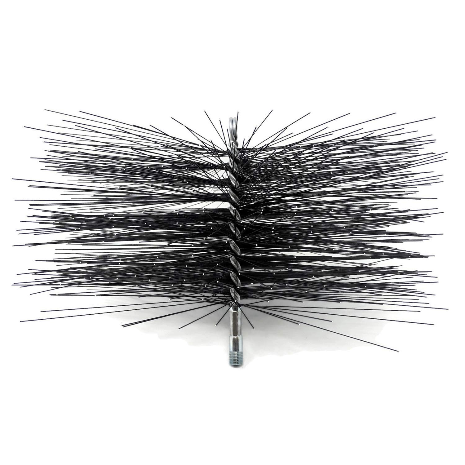 12-Inch Square Midwest Hearth Square Wire Chimney Cleaning Brush
