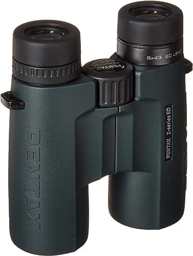 Pentax ZD 8x43ED Binoculars Green