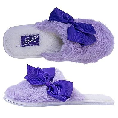 25da34cd2b26 Nickelodeon JoJo Siwa Girls Slippers - Officially Licensed JoJo Siwa Girls  Slippers (Multicolor