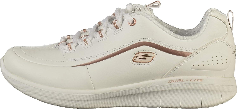 Metal Damen Heavy Weiß Sneaker 0 Synergy Skechers 2 roeBCxd