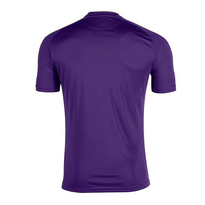KiarenzaFD Joma Camiseta Tiger M/C Morado Fútbol Fashion Camiseta para Hombre: Amazon.es: Deportes y aire libre