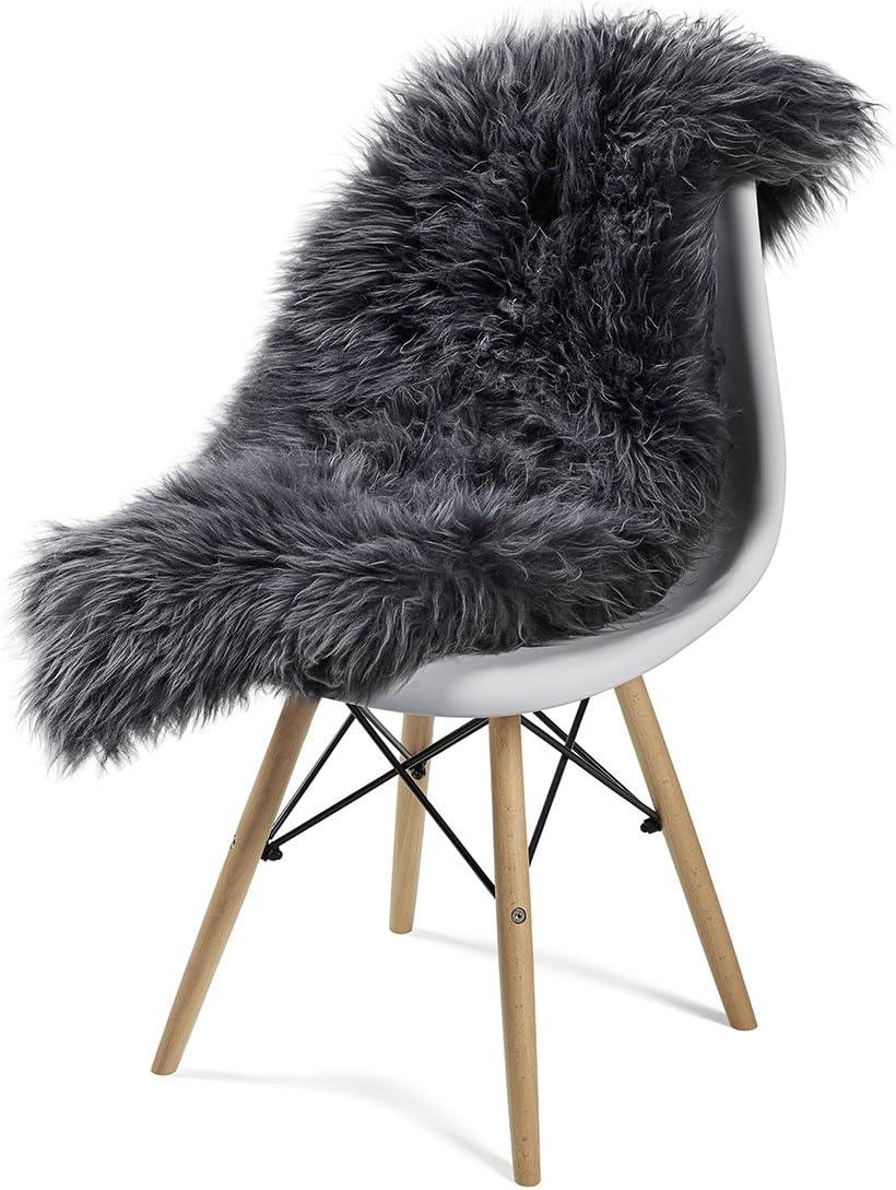 Grey Gray Sheepskin Rug Sheepskin Rarebreed M