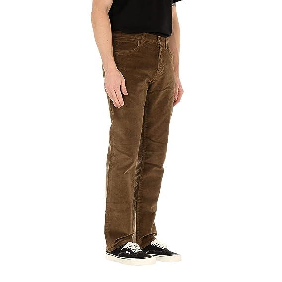 MENS WRANGLER ARIZONA REGULAR FIT STRAIGHT LEG CORDS ZIP FLY COCONUT BEIGE