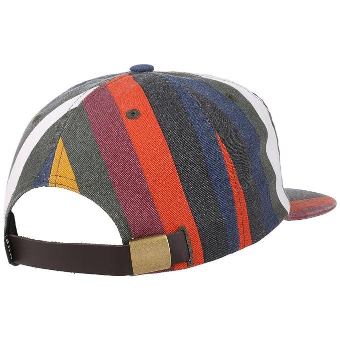 98bfe1a1 HUF Colours Strapback Cap cap base cap (One Size - mixed colours):  Amazon.co.uk: Clothing