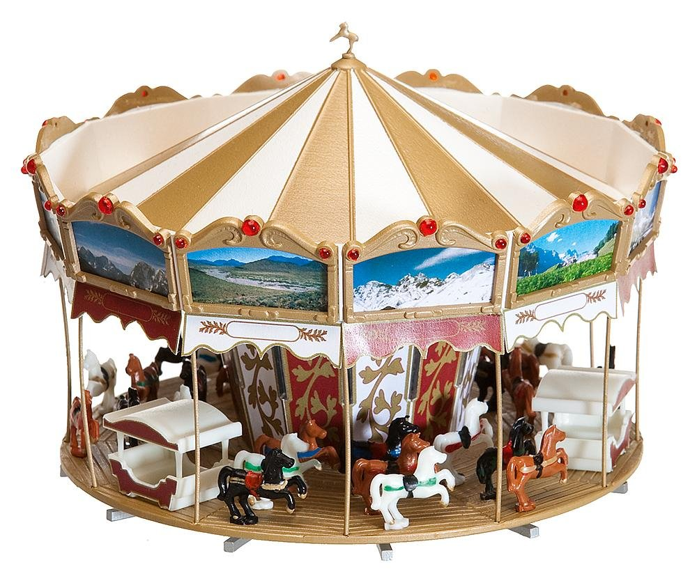 Faller 140316 Merry Go Round HO Scale Building Kit