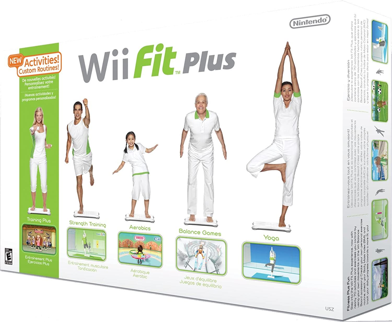 Nintendo Wii Fit Plus + Balance Board, 2097643: Amazon.es ...