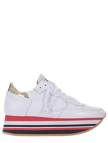 Bianco Philippe Sneaker Damen Weiß Schuhe Model qPPRpI