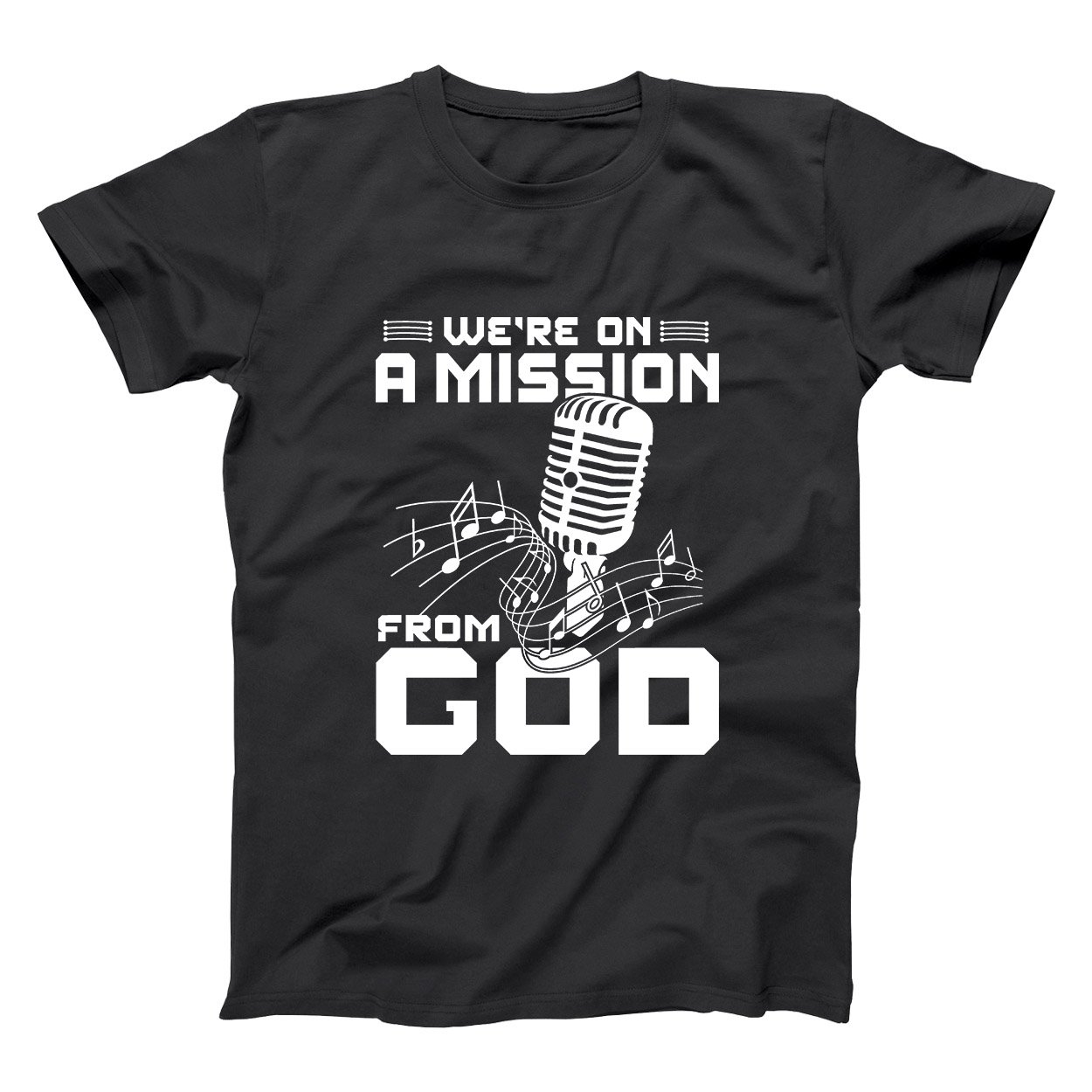Were On A Mission From God Funny Blues Brothers Hilarious Movie 80s Humor S Shirt