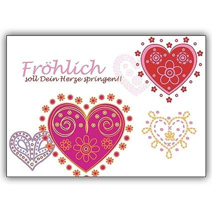 Tarjetas de felicitación con cantidad Descuento: Amor ...
