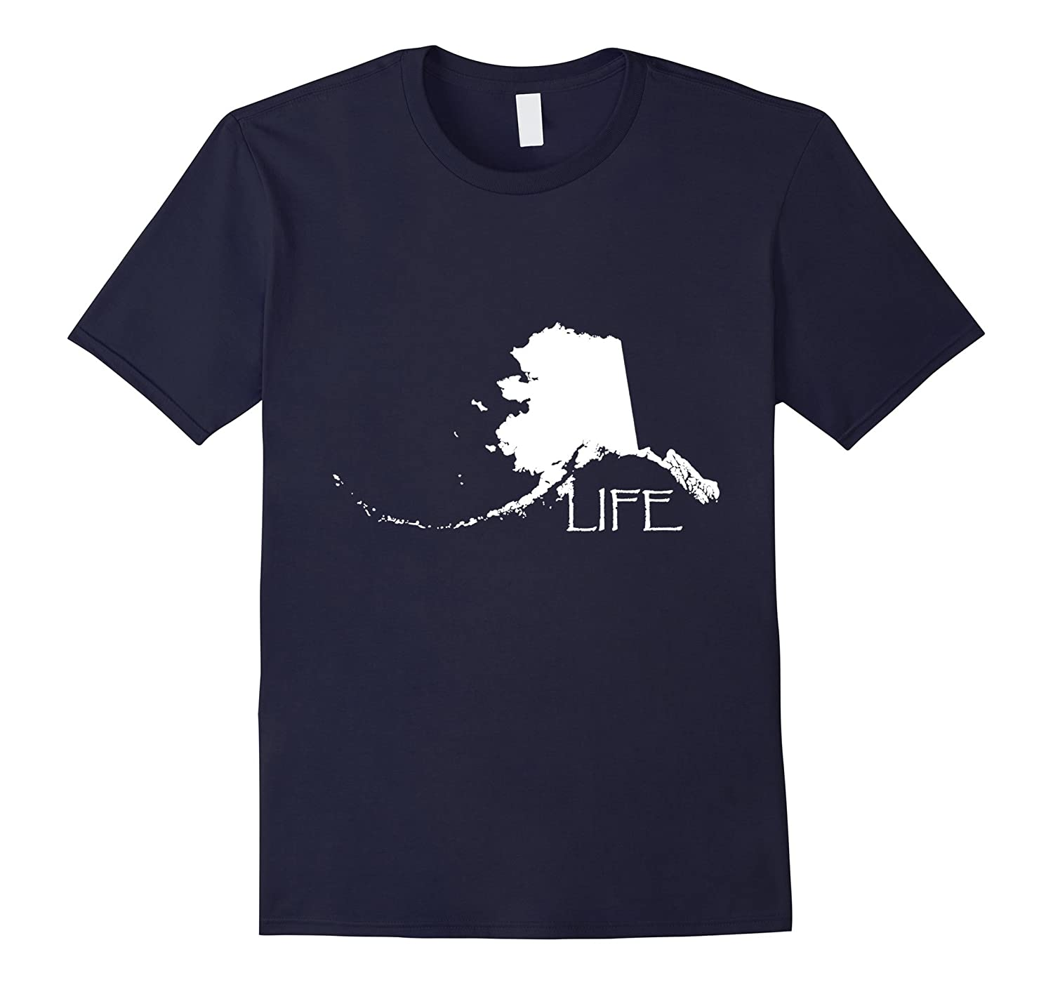 Alaska Life Apparel Men Women Clothing Gifts T Shirt-FL