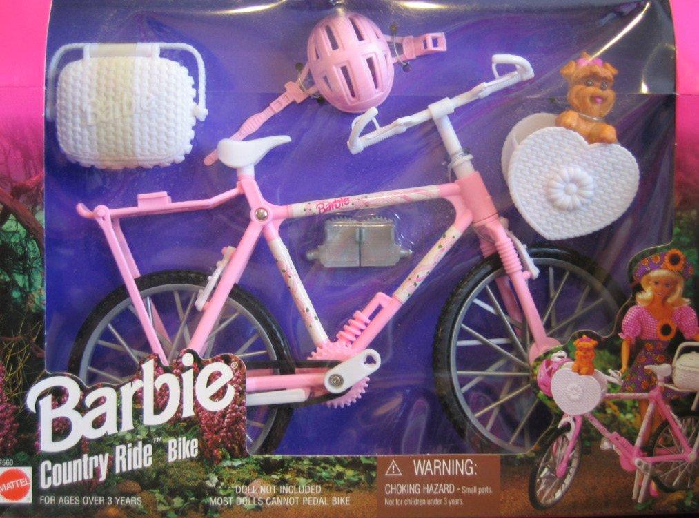 Barbie Bicycle  New 3+