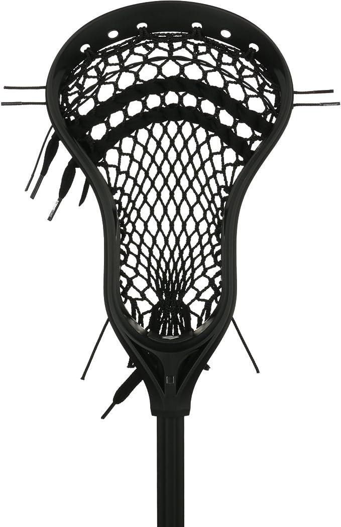 StringKing Junior Complete - The Best Complete Lacrosse Stick for Beginner Attackmen