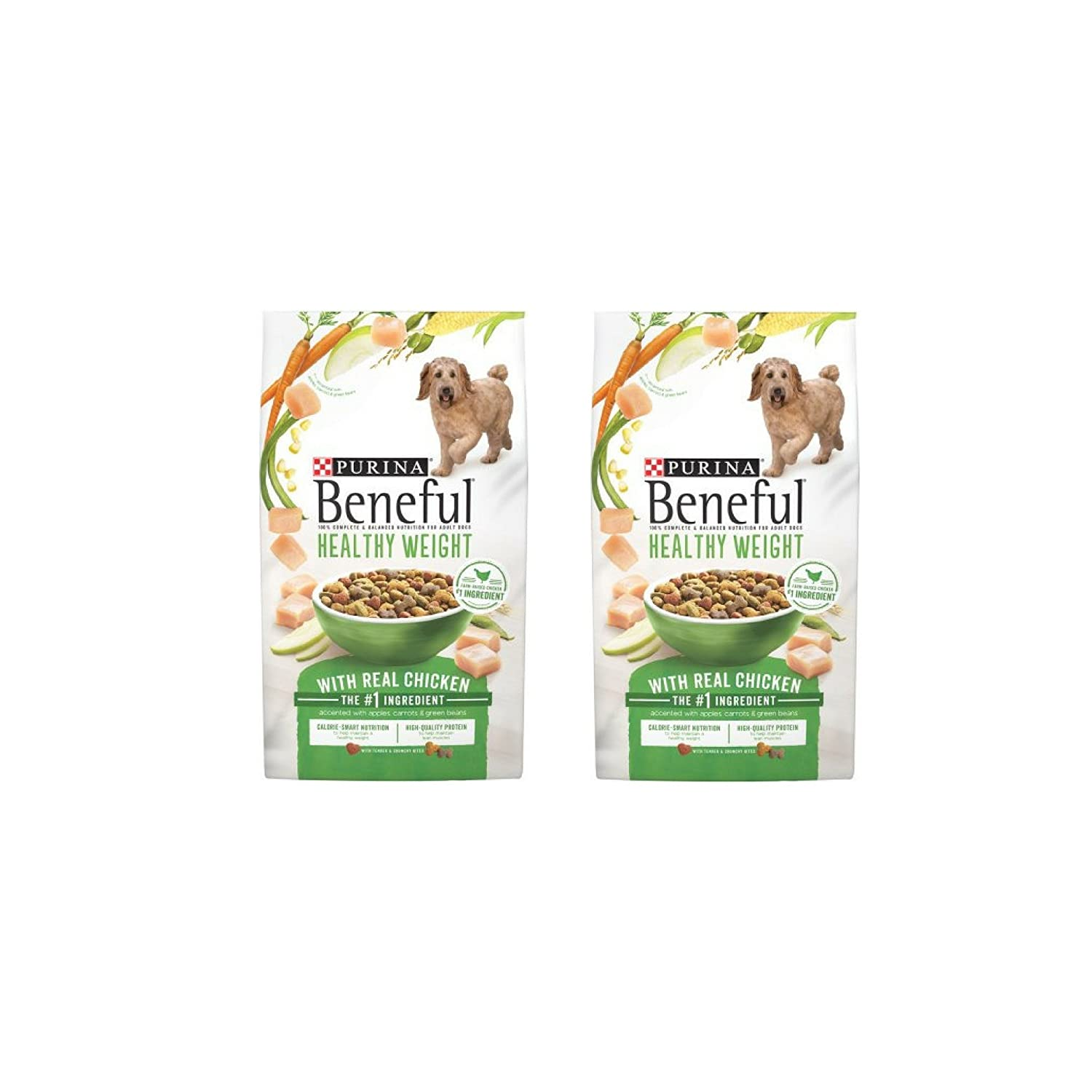 Purina Beneful* Healthy Weight with Real Chicken Adult Dry Dog Food
