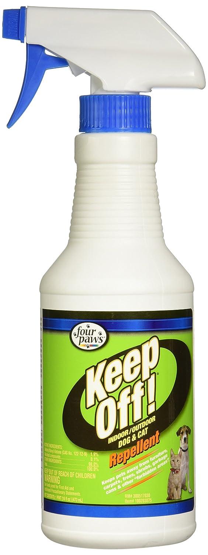 Amazon.com : Keep Off! Repellent 16 Ounce Spray : Four Paws : Pet Deterrent  Sprays : Pet Supplies