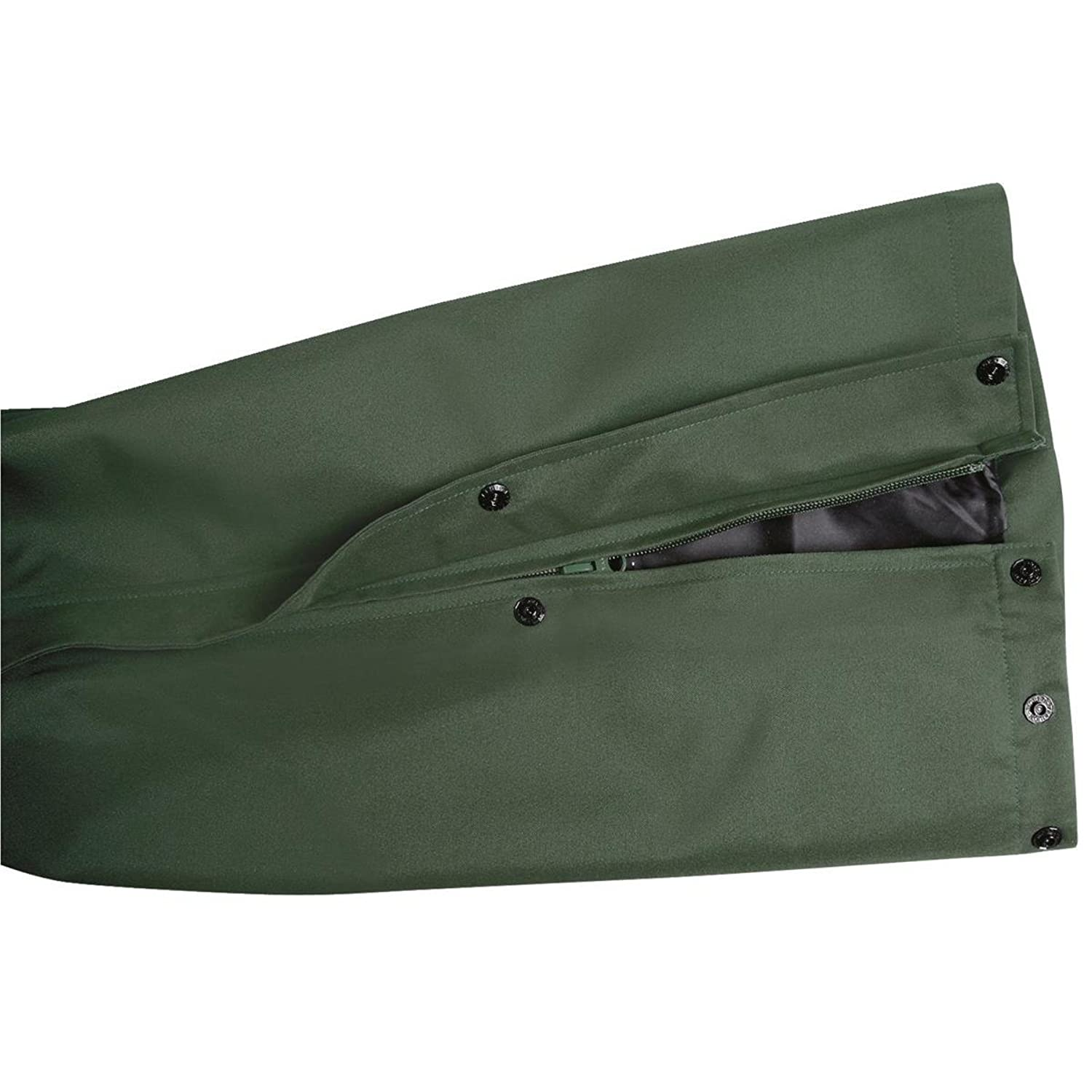 GEMPLER'S Breathable Fully-Lined Rain Pants with Extra-Long Leg Opener Zippers