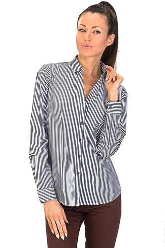 Camisa para mujer KALI - Navy By Gear