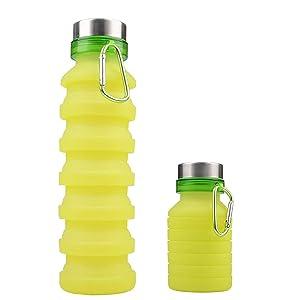 Foldable Bottle