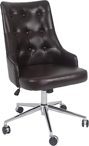 Creatuis Executive Task Button Tufted Office Chair