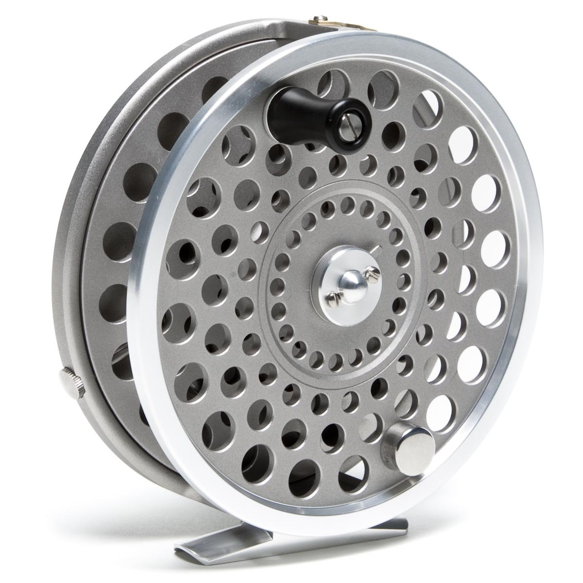Red Truck Diesel Chrome - Spey Fly Reel by Red Truck Fly Fishing