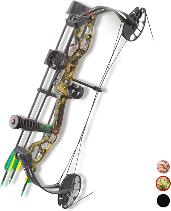 PSE ARCHERY Mini Burner Compound Bow Kit for Beginners