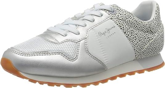 Pepe Jeans Verona W Set, Zapatillas para Mujer: Amazon.es: Zapatos y complementos