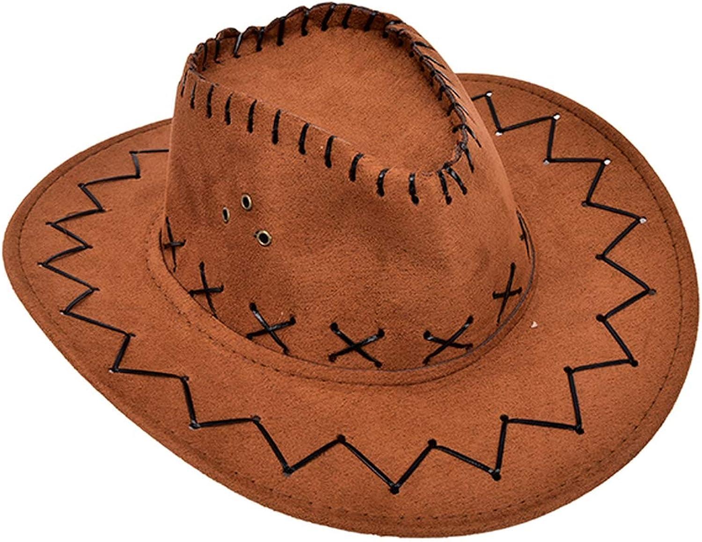 Summer Style Child Sun Hat Beach Sunhat Boy Girl Cowboy Cap Fit for Kids Children