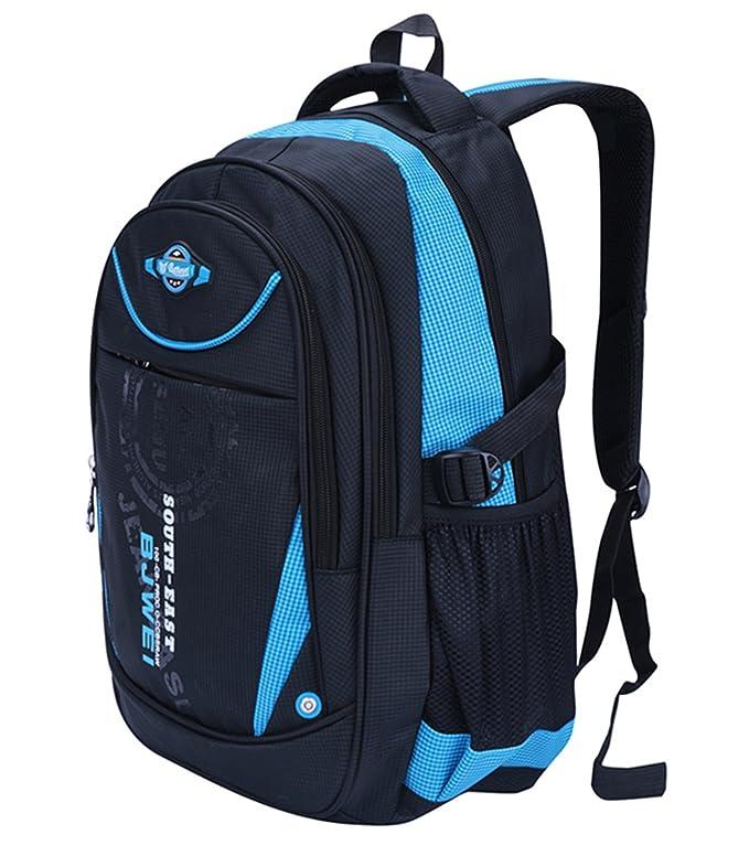 dfdac593b5fc MAYZERO School Backpacks Waterproof School Bags Durable Travel Camping  Backpacks for Boys and Girls