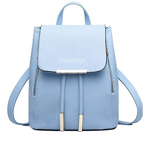 36e16058a775 TrendyAge - Fashion Women s And Girls Stylish Pu Backpack For College Girls