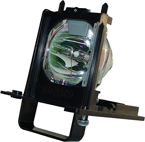 AuraBeam Professional 915B455011 Mitsubishi Rear Projection Television DLP Replacement Lamp for WD-73C11 with Housing Powered by Philips Bulb