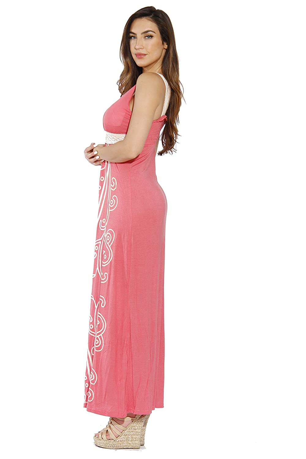 7d048cd348fd Just Love Women Dresses Maxi Dress Summer Dresses at Amazon Women's Clothing  store: