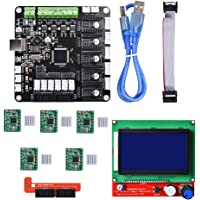 Back To Search Resultscomputer & Office 3d Printers & 3d Scanners Analytical 2pcs Ramps 1.4 Lcd Smart Control Display Monitor Motherboard Ramps1.4 Blue Screen 3d Printers Parts Controller Panel Board Part Easy To Lubricate