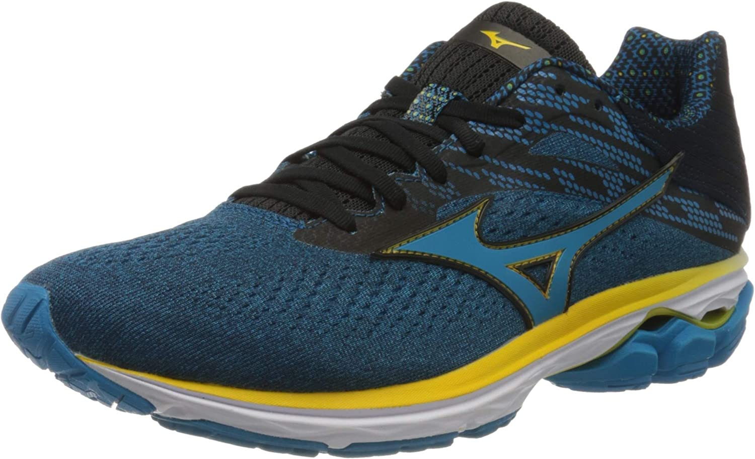 mens mizuno running shoes size 9.5 eu west account meaning french