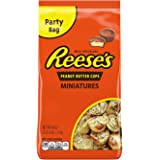 REESE'S Holiday Chocolate Candy, Peanut Butter Cups Miniatures, 40 Ounce Bag