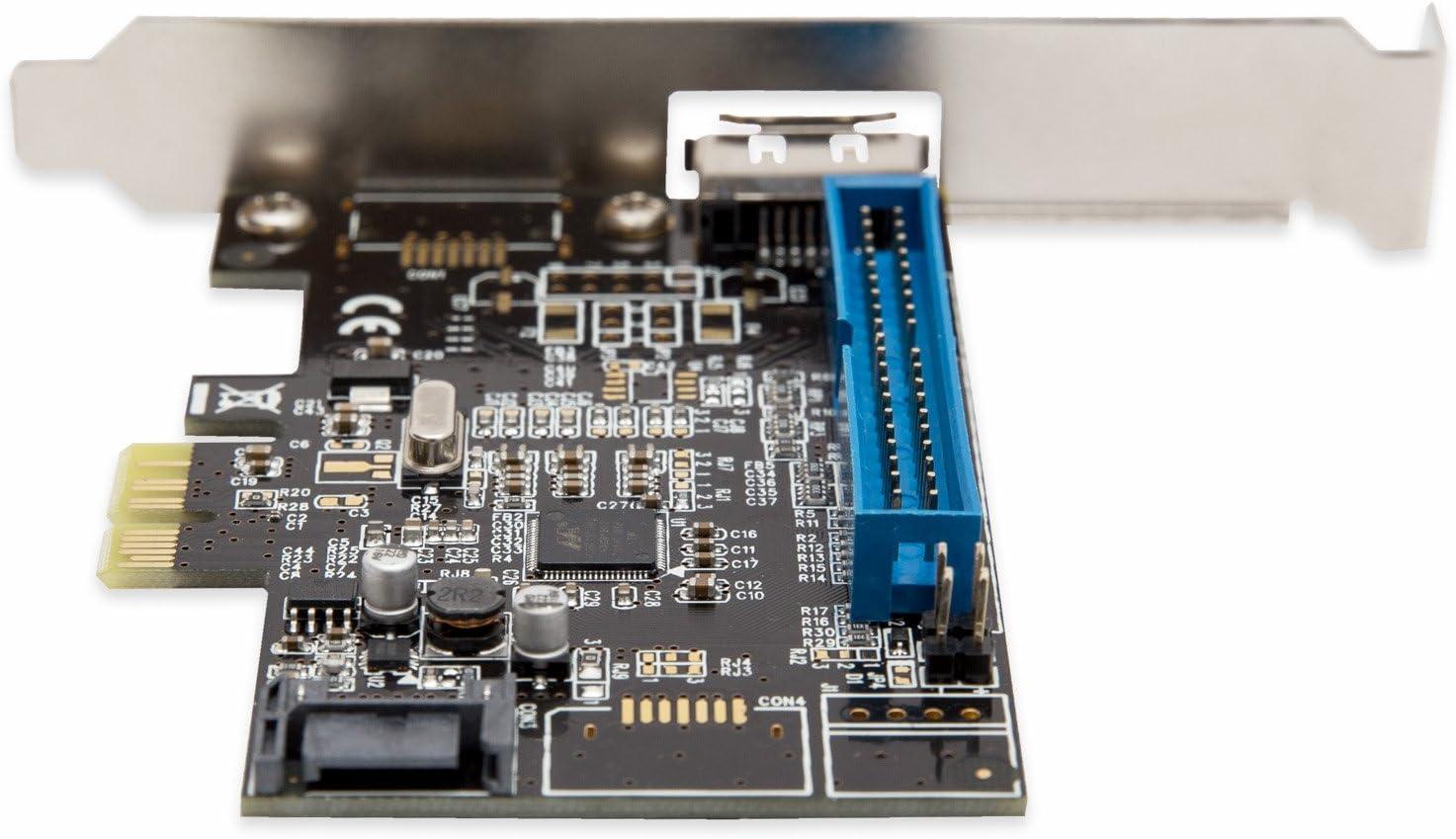 Syba Combo SATA III PCI-Express RAID 0 1 Card SD-PEX40035 + IDE Ports 2+1 6.0Gbps