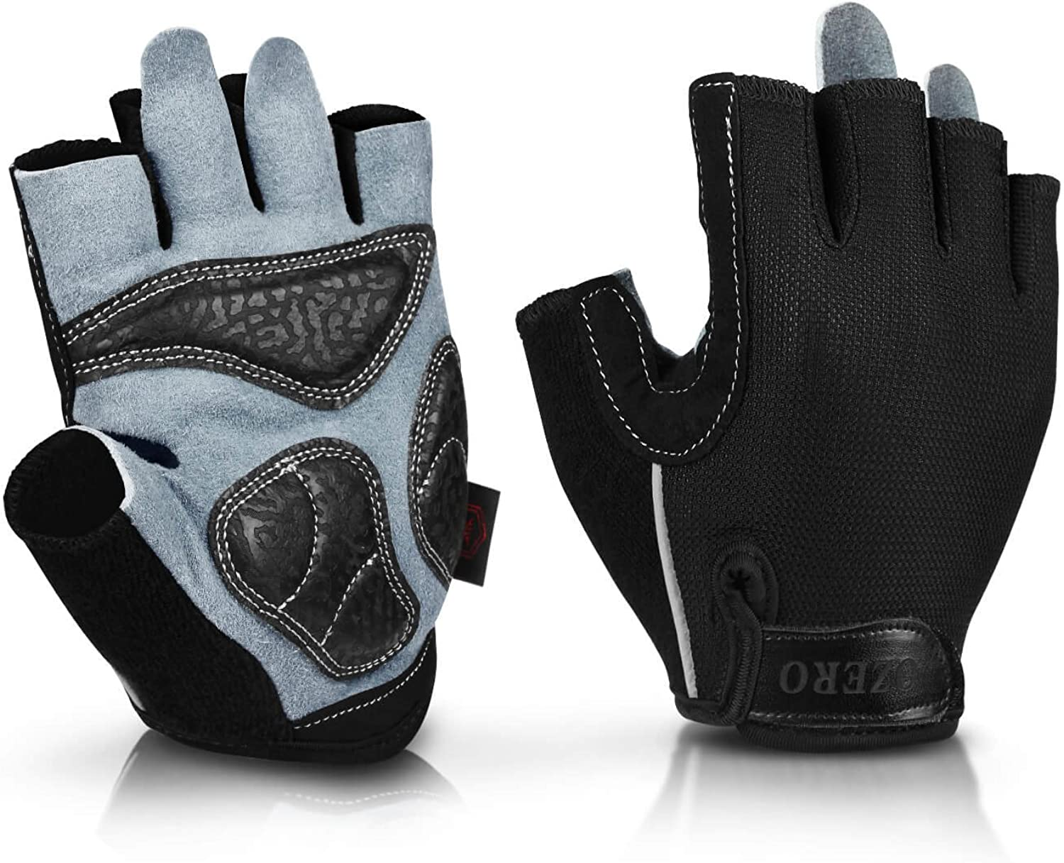 XL Size #AR Unisex Cycling Gloves Bicycle Motorcycle Sport Half Finger Gloves S
