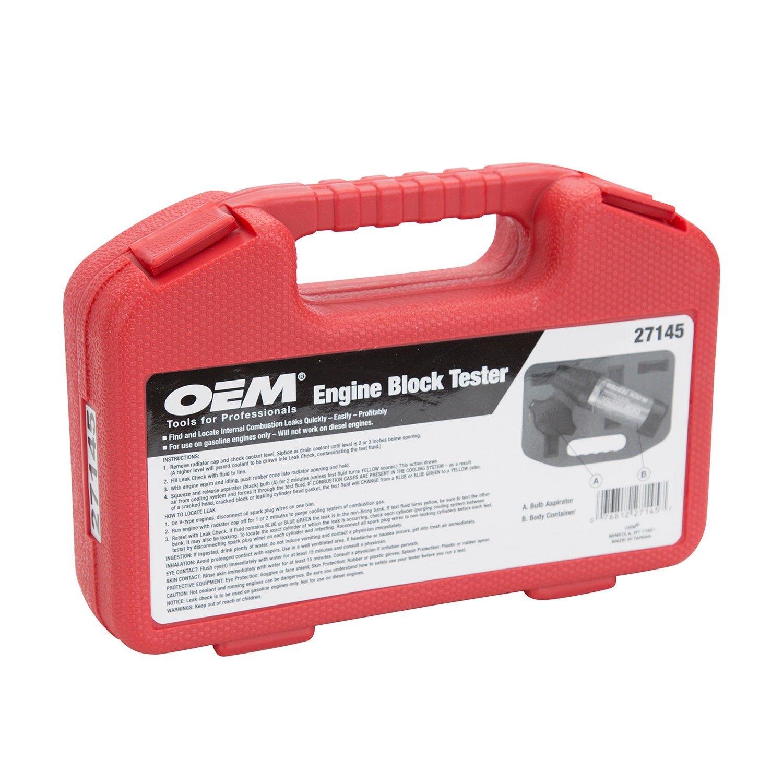 OEMTOOLS 27145 Combustion Leak Detector