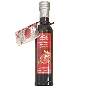 Al Wadi Pomegranate Molasses from OliveNation, 100% Natural - 12.34 ounces