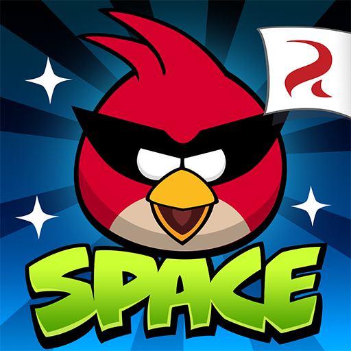 angry birds space slingshot - 5