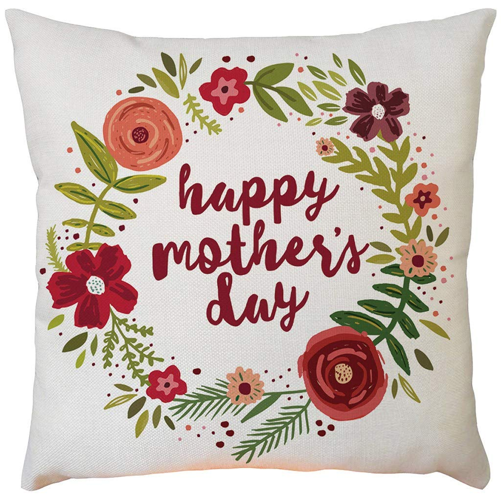 Amazon.com: for mom,EOWEO Happy Mothers Day Sofa Bed Home ...