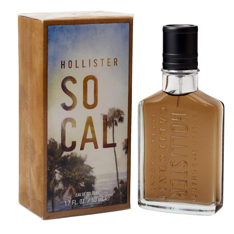 Hollister socal hombres Colonia 50 ml - nuevo & embalaje original: Amazon.es: Belleza